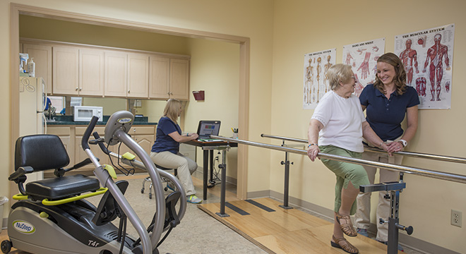Lexington Court Nursing Home Rehabilitation Near Mansfield Ohio